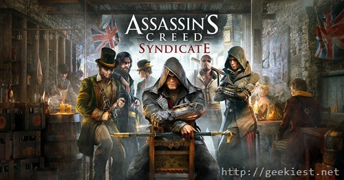 Free Assassins Creed Syndicate on purchase of Samsung SSD and Monitors