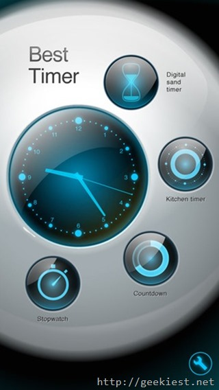 Free Best Timer  for iPhone