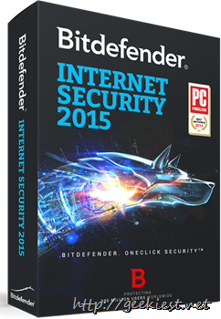 Free Bitdefender Internet Security 2015 for 6 months