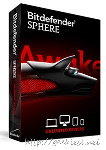 Free Bitdefender Sphere 6 Months License