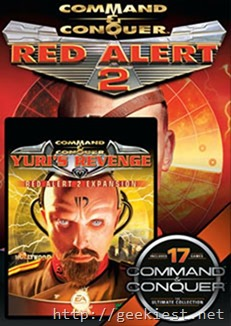 Free Command  Conquer Red Alert 2 - real-time strategy computer game–Time limited giveaway