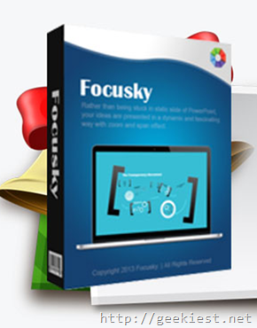 Free Focusky Professional one year license