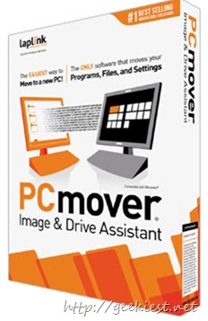 Free PCmover Image and  Drive Asst DM giveaway