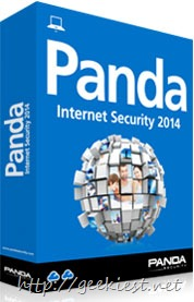 Free Panda Internet Security 2014 license