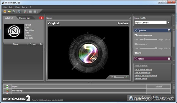 Free Photomizer 2 SE
