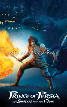 Free Prince of Persia The Shadow and the Flame