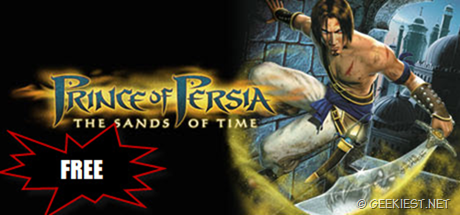 Free Prince of persia the sand of time Giveaway and 6 More games