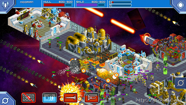 Free Star Command game