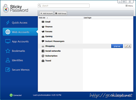 Free Sticky Password 7 full version license worth USD 12 for all