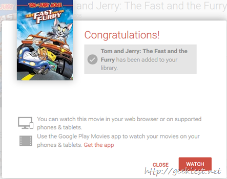 Free Tom and Jerry HD movie download