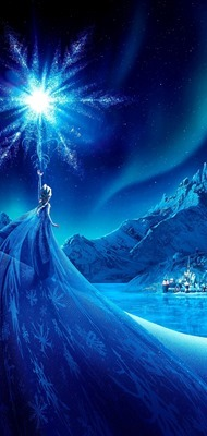 Frozen-Disney-Elza-wallpaper