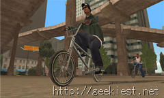 GTA San Andreas - Ryder and Carl Johnson