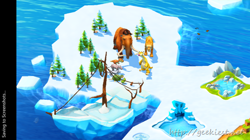 Gameloft Ice Age Adventures Windows Phones and Android 7