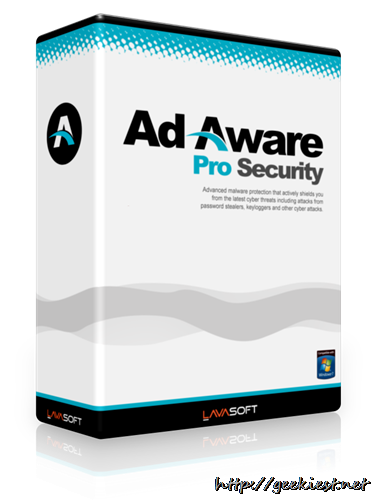 Geekiest Giveaway 2013 Day 8 - Free Ad-Aware Pro Security full version licenses