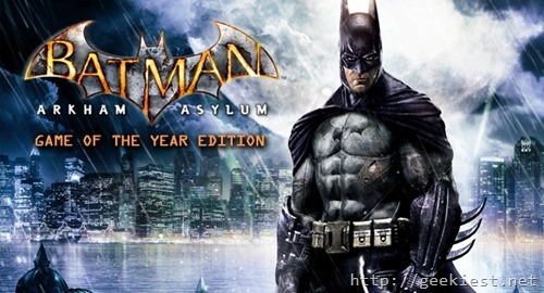 Get 3 Batman games and 3 DLCs for just USD10–Steam Keys