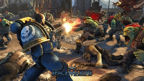 Get Buy Warhammer 40,000 Space Marine game for FREE