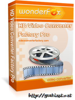 Giveaway–Free HD Video Converter Factory Pro full version licenses for all