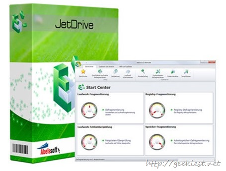 Giveaway–JETDRIVE Ultimate 7