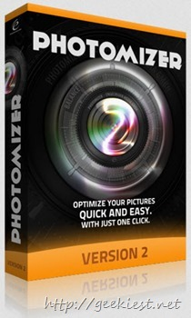 Giveaway – Photomizer 2 - Optimize and repair digital photos