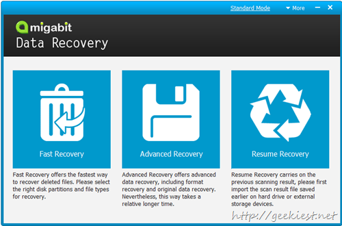Giveaway - Amigabit Data Recovery