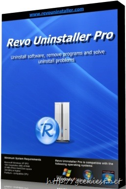 Giveaway - Revo Uninstaller Pro