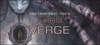 Giveaway Axiom Verge FREE