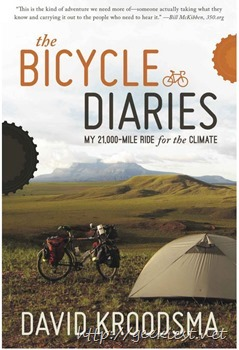 Giveaway eBook The Bicycle Diaries My 21000-Mile Ride for the Climate