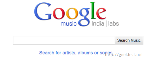 Google India introduces Music Search[4]