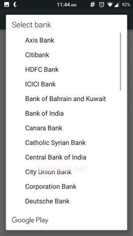 Google Play India Net Banking 15