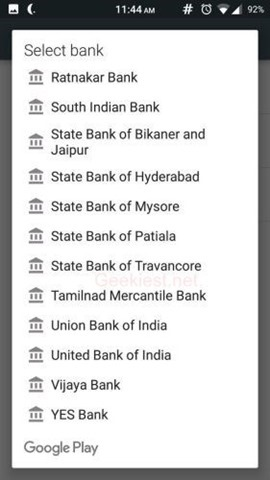 Google Play India Net Banking 7