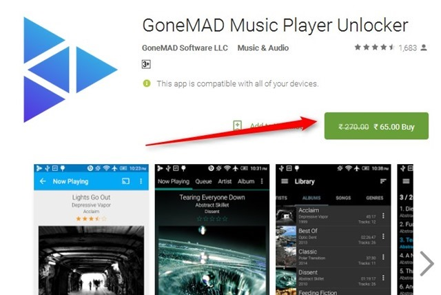 Google Play Store sales official