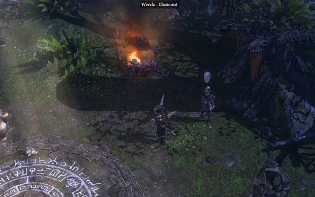 Grim Dawn Illusionist NPC Grim Dawn