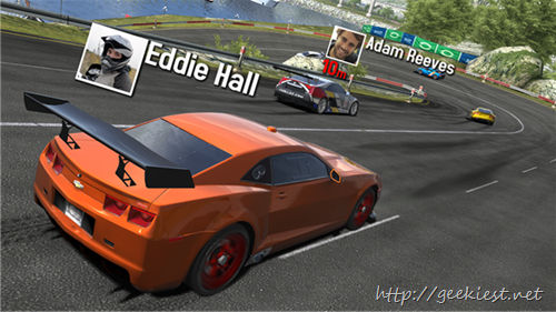 Gt racing two windows phones