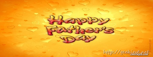 Happy Fathers Day Facebook Cover photos -1