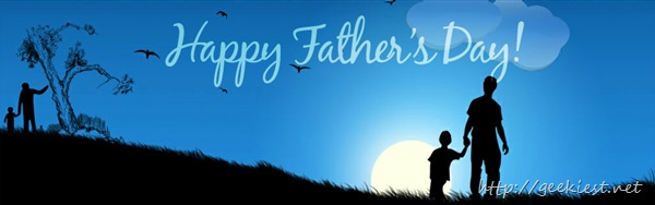Happy Fathers Day Facebook Cover photos - 7