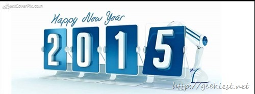 Happy New Year Facebook covers 2015 - 3