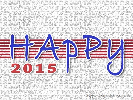 Happy New Year Facebook covers 2015  01
