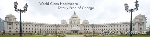 Hospital Free of charge
