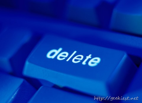 How to Delete files permanently