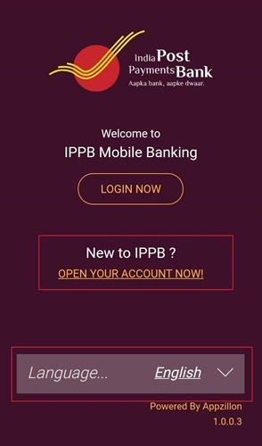 How to create India Post Payments Bank account