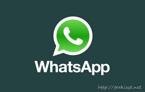 How to get WhatsApp Call option