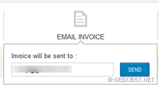 How to get your lost Flipkart invoice again 4
