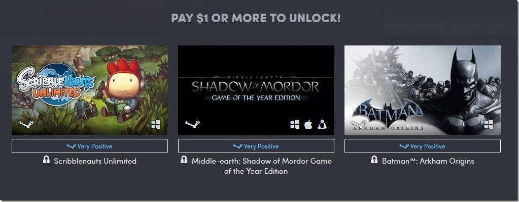 Humble WB Games Classic Bundle