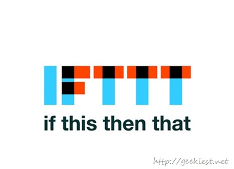 IFTTT–Android Application
