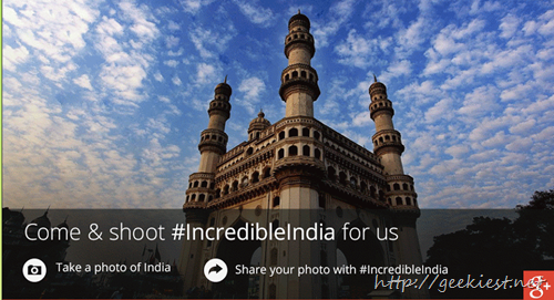 Incredible India on Google plus - Share incredible picture of India