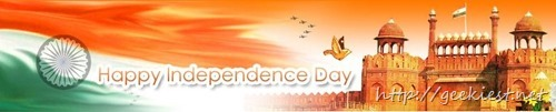 Indian Independence day Facebook cover photos 1