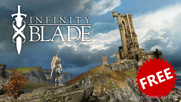 Infinity Blade–FREE for a limited time