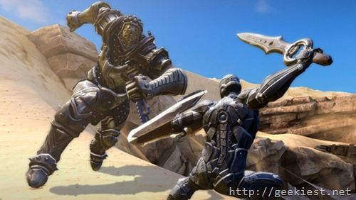 Infinity Blade III Game FREE for a limited time