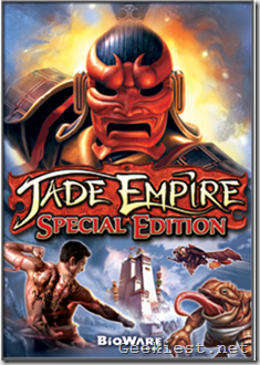 Jade Empire Special Edition free Origin