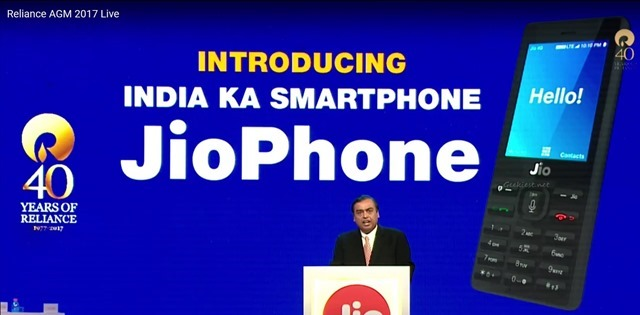 JioPhone Official